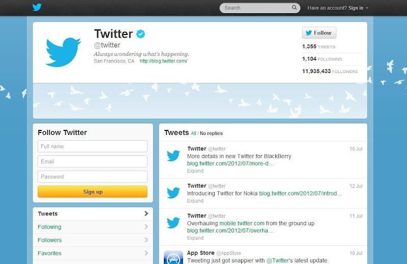 Yang Harus Dilakukan Agar Follower Twitter Bertambah