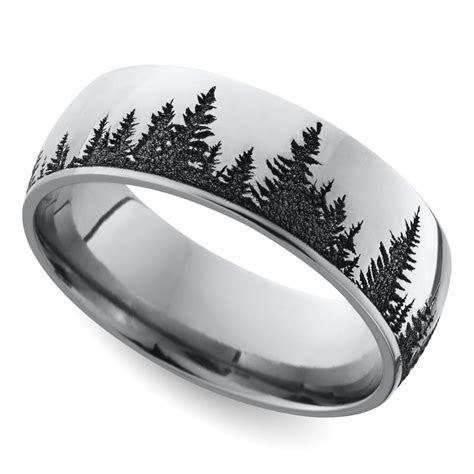 mens engagement rings canada