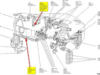 2001 Ford Ranger Fuse Box Diagram
