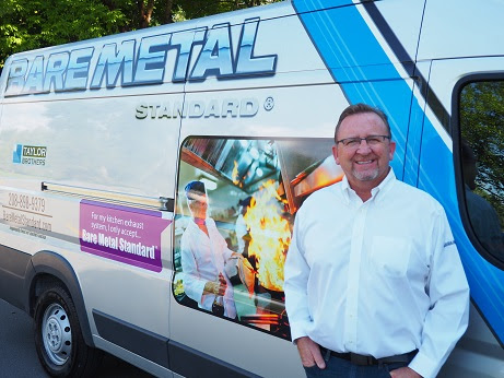 Spotlight: Grease Removal Company Bare Metal Standard Handles the Dirty Work for Commercial Kitchens