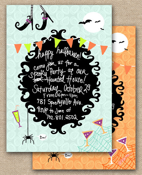 Happy Halloween Invite_Layout_3, Halloween Party Theme Invitation, Happy Halloween Birthday Invitations, Fun Halloween Theme Invites, Announcement Card, Personalized Party Invitation, Birthday Invitation Designs, Fabulous Invitation Designs, DIY Party Design Invitations, Personalized Invitations, Sweet 16 Birthday Party Invitations