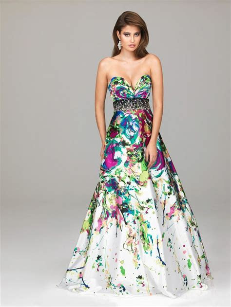 Tye dye dress   Awesome prom dresses   Pinterest   Spring