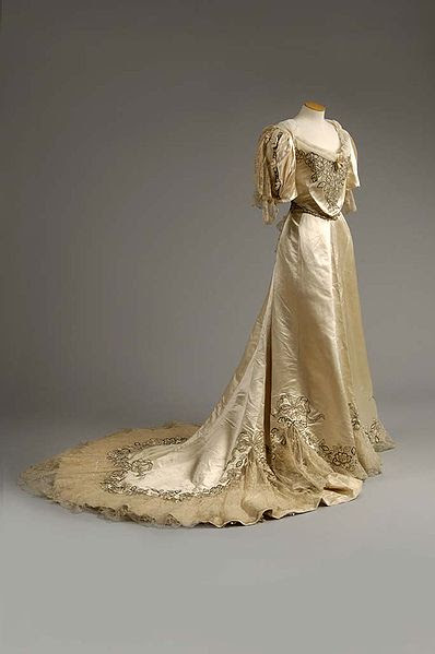 Charles Worth Dress