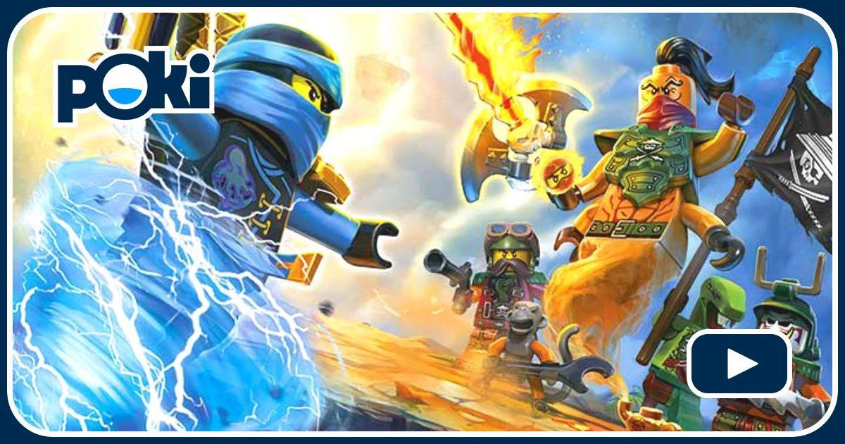 Ninjago Spiele Kostenlos Jetzt Spielen