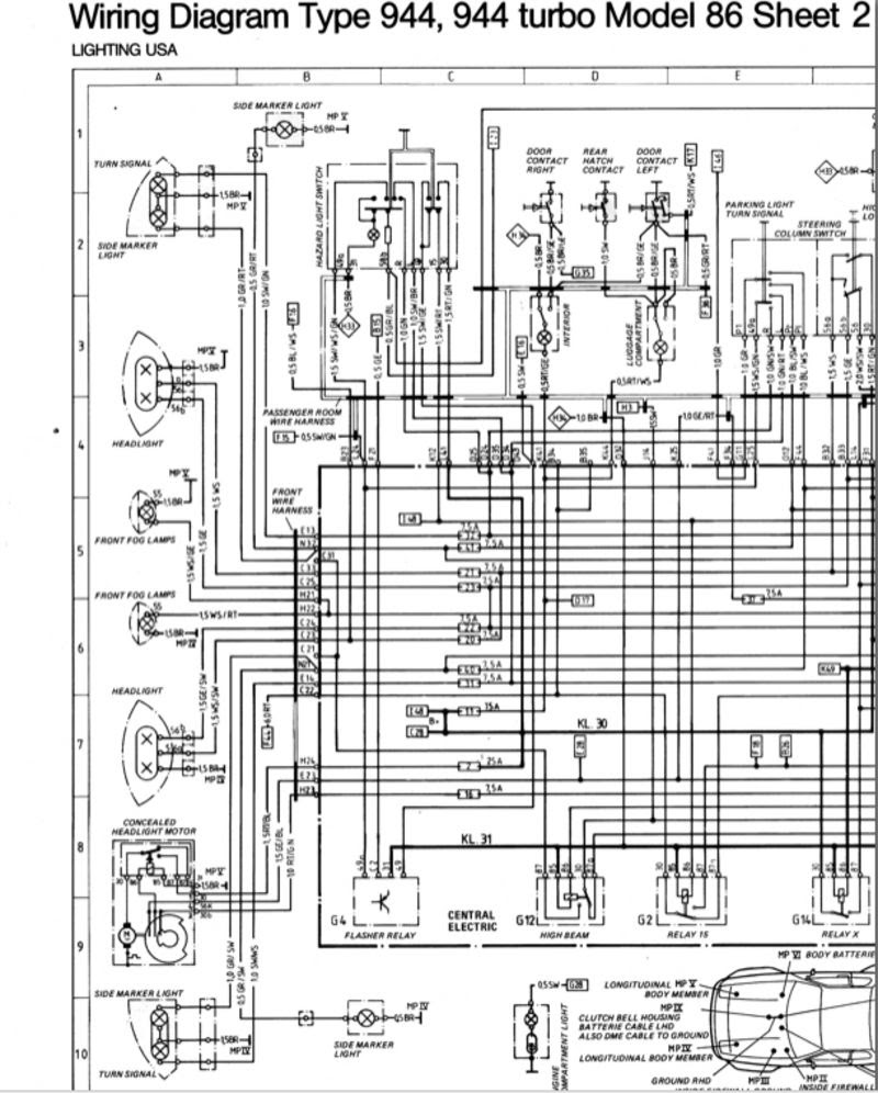 Porsche Ac Wiring Diagrams Wiring Diagram Inspection Inspection Consorziofiuggiturismo It