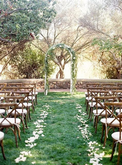 Spring Outdoor Wedding in the Bay Area   Finally