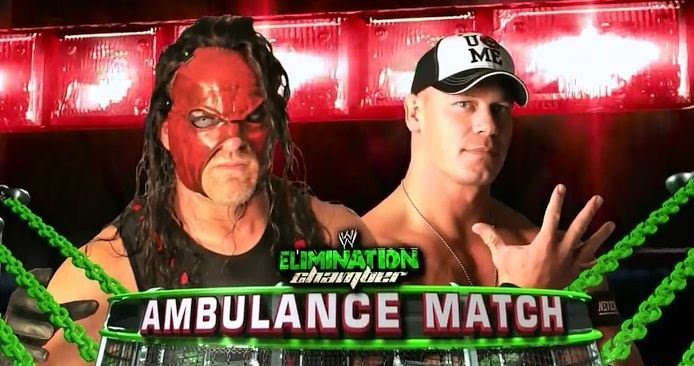 WWE Elimination Chamber 2012 - Raport