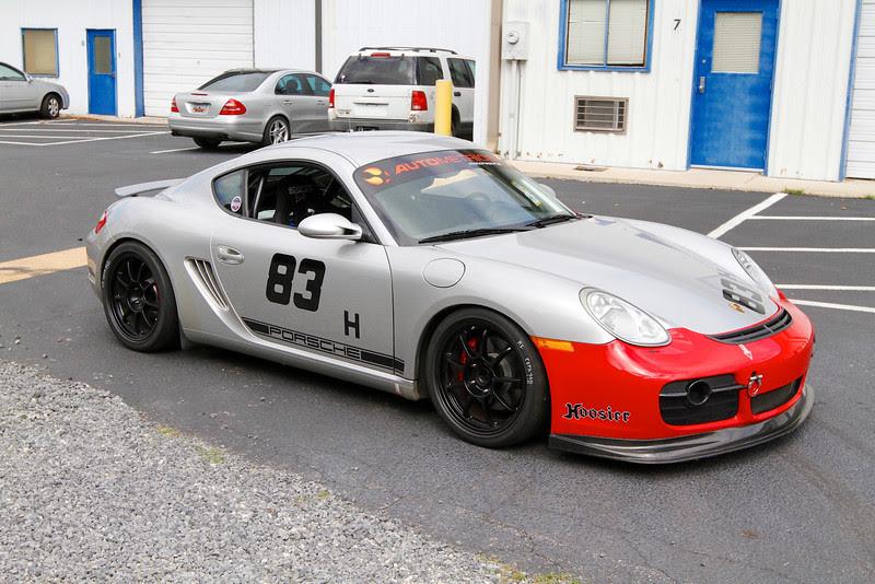 2006 Porsche Cayman S Race Car For Sale Autometrics