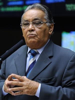 Asdrúbal Bentes (PMDB-PA) (Foto: Diógenis Santos/Agência Câmara)