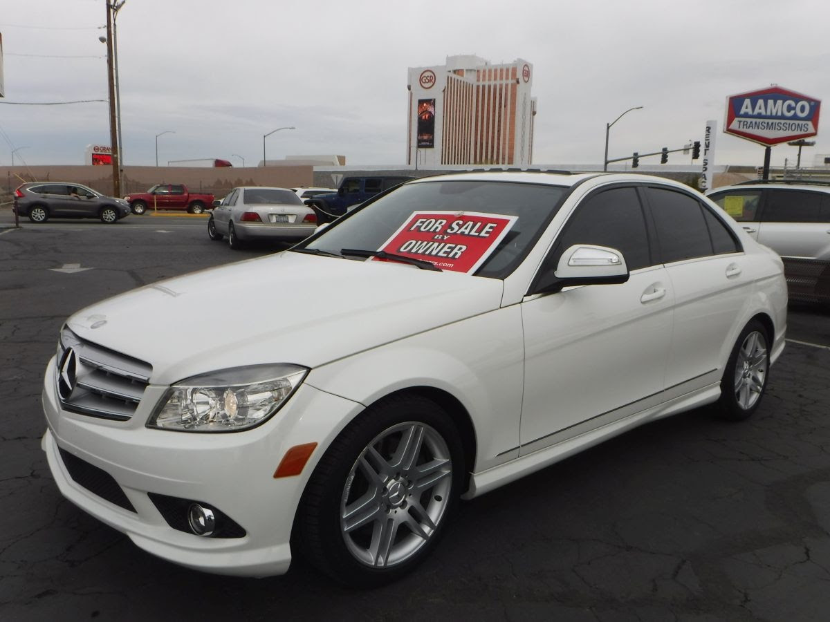 2008 Mercedes C-Class C350 Sport - For Sale By Owner at ...