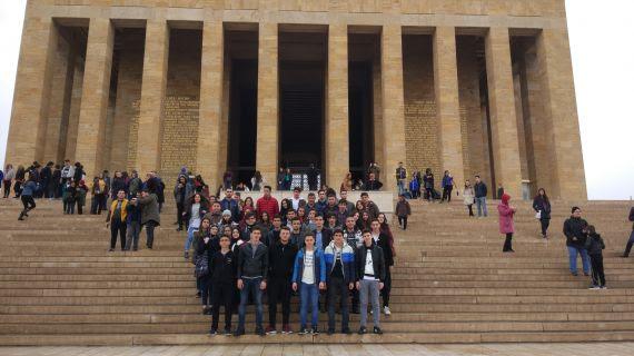 Anıtkabir Ziyareti Eğitim Bilişim Ağı