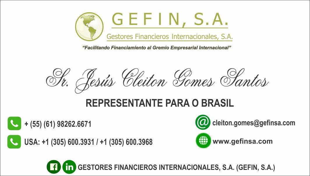 BRASIL: (CLEITON GOMES)