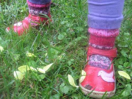 socks in action
