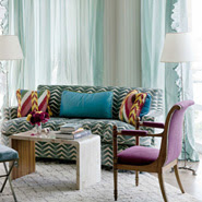 Interior decorating color scheme, color wheel, choosing and using ...