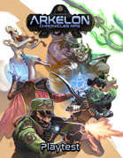 Arkelon Chronicles - Playtest