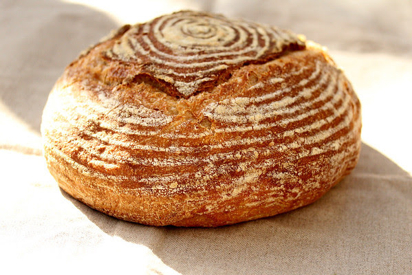 Multi-grain and Spelt 100% Sourdough Boule