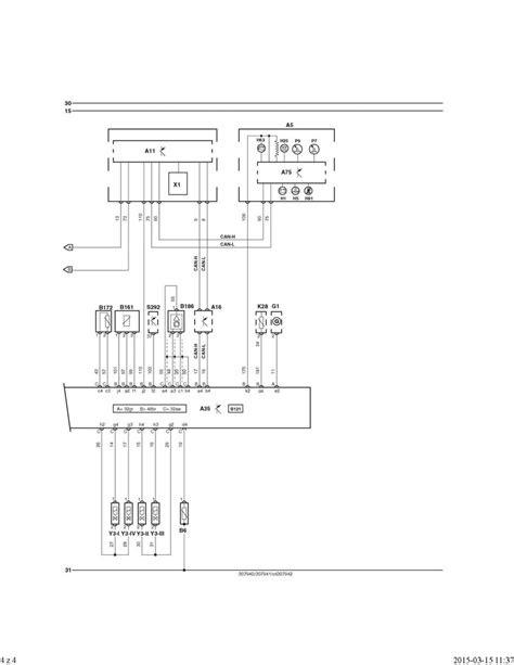 PSA wiring diagram for jumper/relay 2.2hdi-eobdtool.co.uk