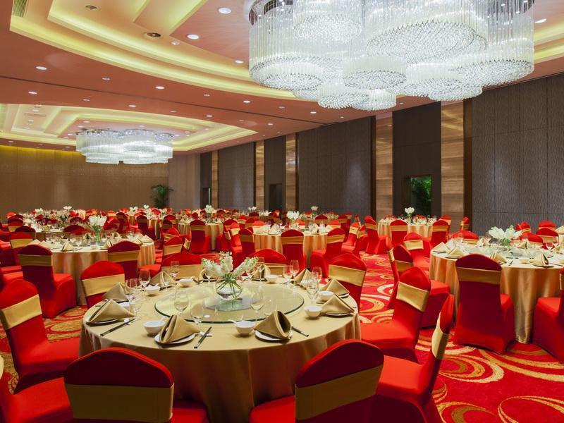 Review Holiday Inn Chengdu Xindu
