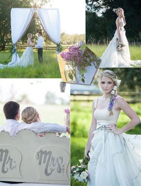 Tangled Wedding Decorations   Tulle & Chantilly Wedding Blog
