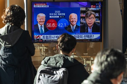 В США оценили шансы Трампа обойти Байдена в случае новых выборов