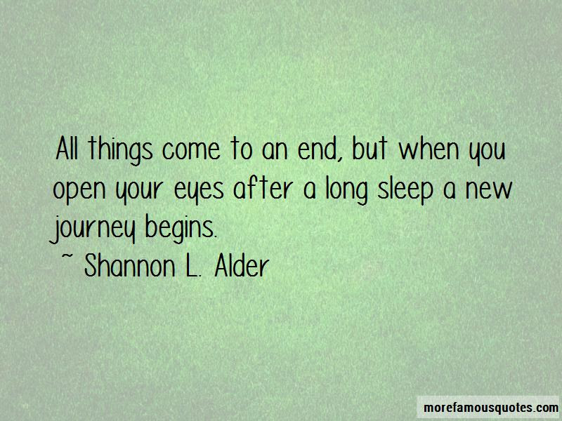 Quotes About All Things Come To An End Top 43 All Things Come To An