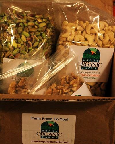 Braga Farms Organic Nuts
