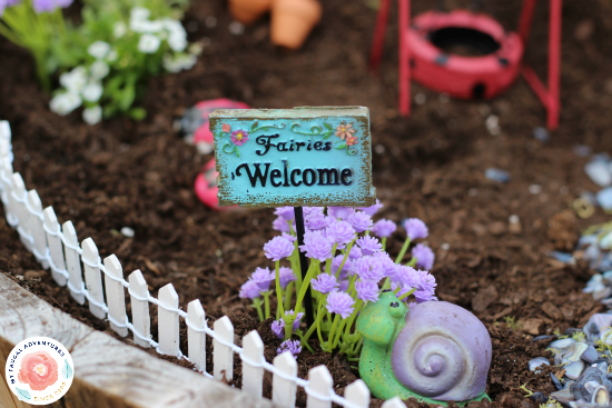 How To Make A Fairy Garden My Frugal