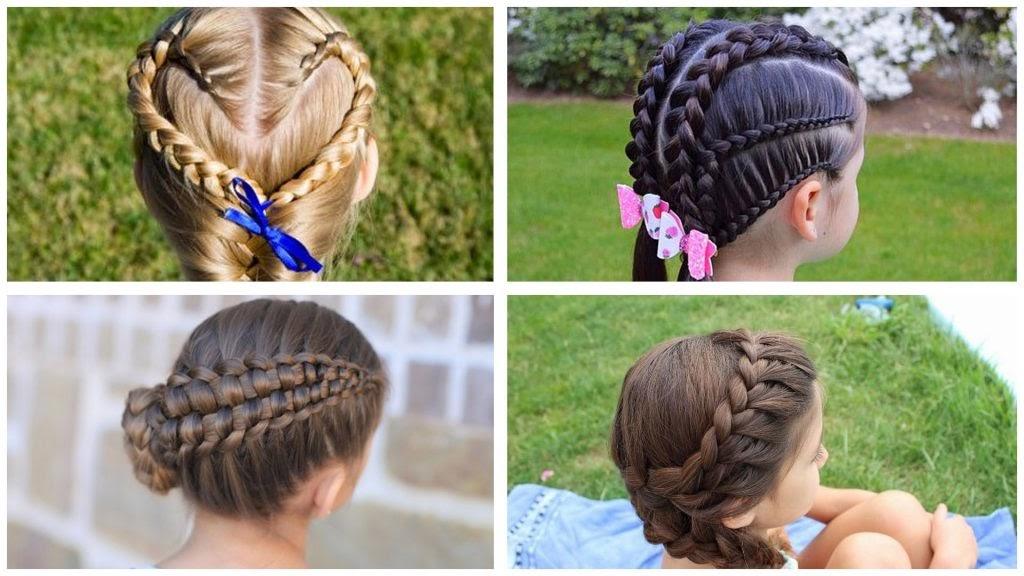 Completamente imperfecto peinados para niñas faciles paso a paso Imagen de tutoriales de color de pelo - Peinados Con Trenzas Para Niñas Faciles Paso A Paso - Hay ...
