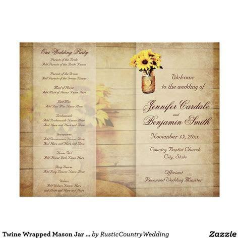 701 best Wedding: Ceremony Programs images on Pinterest