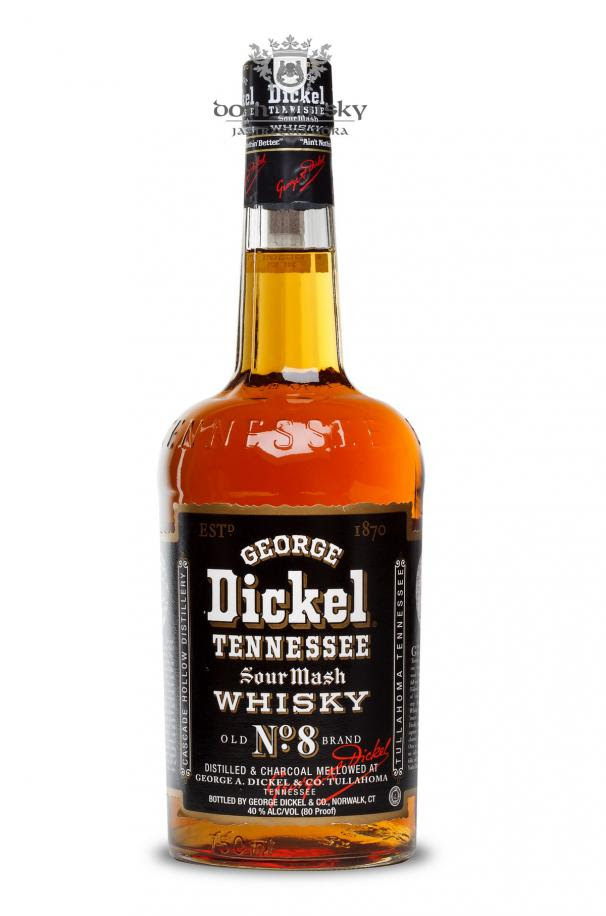 George Dickel No. 8 Tennessee Whisky Ratings and Tasting ...