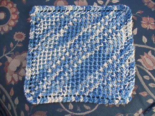Hakucho Diagonal Bee Stitch Cloth