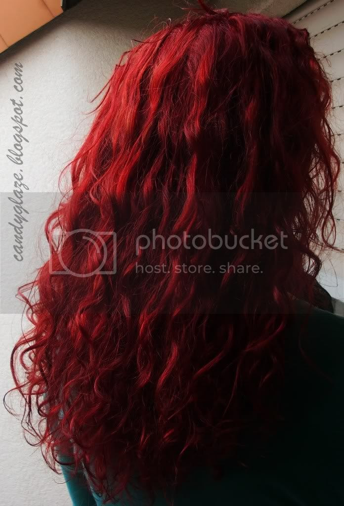 Dark Brown Hair Dyed With Henna Hair Color Highlighting And