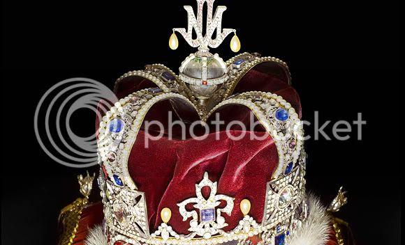 Michael Jackson King of Pop's Crown