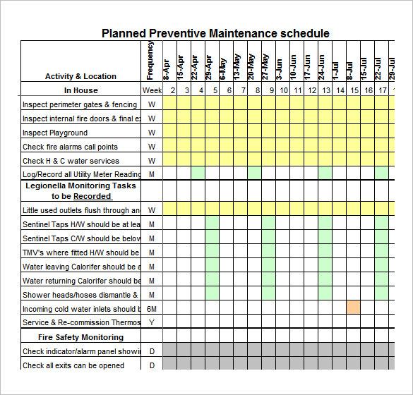Excel Maintenance Form Fleet Maintenance Spreadsheet Excel Spreadsheets Free Maintenance Template Building Maintenance Free Maintenance Owen Hackworth