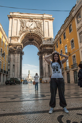 Ovejas por el mundo: Lisboa