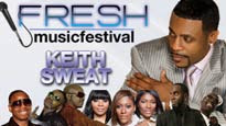 Fresh Music Festival w/ Keith Sweat and more.. pre-sale code for show tickets in Tampa, FL (USF Sun Dome)