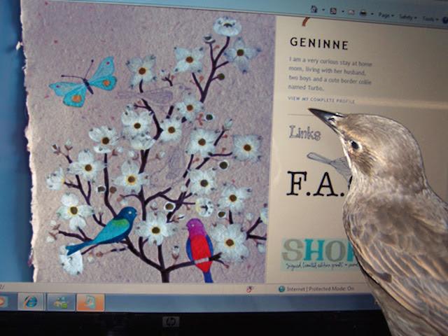 Birdie's approval