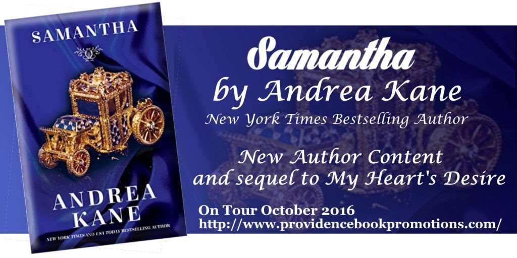 Samantha by Andrea Kane Tour Banner