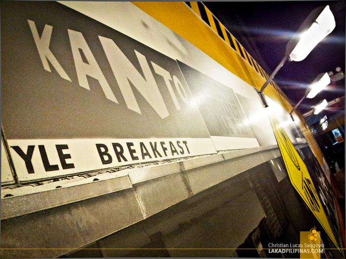 Kanto Freestyle Breakfast Libis