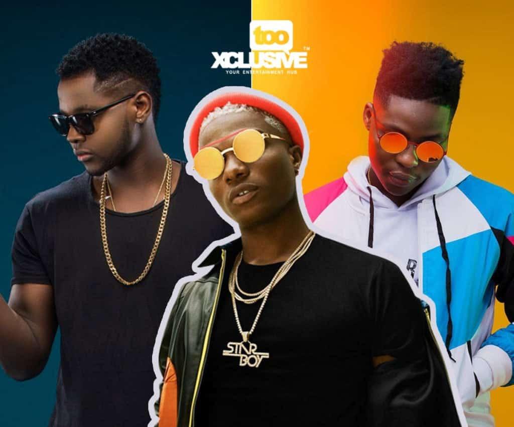 Wizkid/Reekado Banks OR Wizkid/Kizz Daniel . . Which Would You Download First? ?