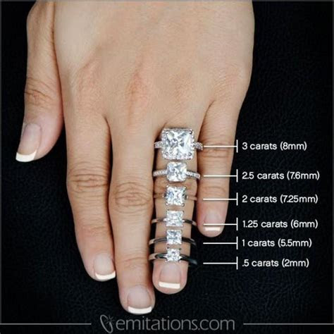 Rian's 5 Carat Princess Cut Engagement Ring #2375364