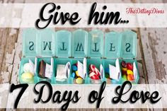 Download this clever printable for when youre away from your love OR surprise em just because.  This would also be fun for the kiddos! www.thedatingdivas.com #easygift #longdistance #marriage