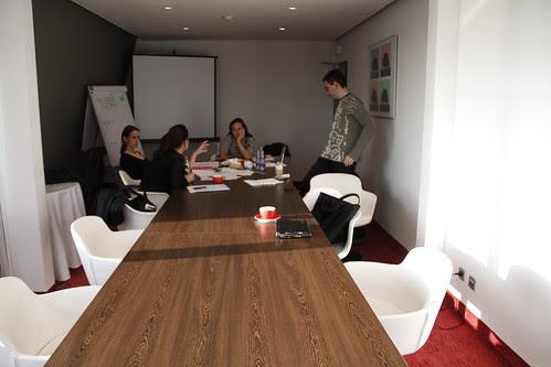 The last workshop in Bratislava