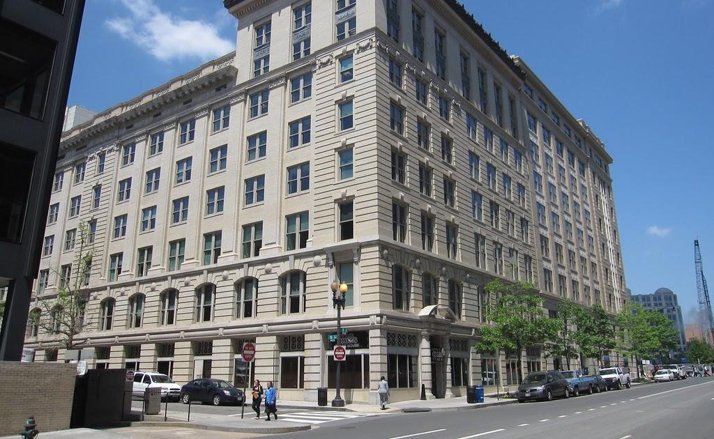Streets Of Washington Victor Evans Patent Attorney