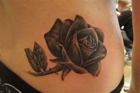 unfiltered black grey rose