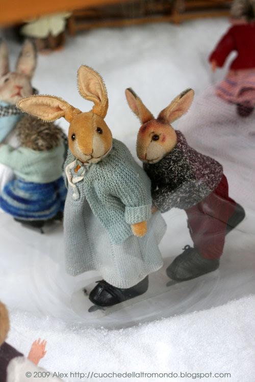 Coniglietti on ice