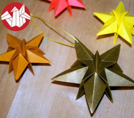 5 Diy Petit Budget Pour Fabriquer Une étoile De Noël