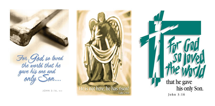 Free Church Bulletin Covers In Black And White Vector N Clip Art