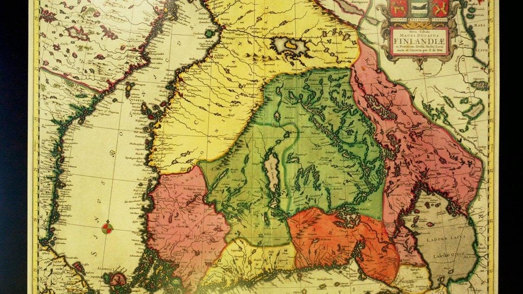 Suomi 1700-Luvulla