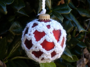 Winter Chill Christmas Ornament